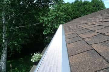 Installs on Existing Gutters