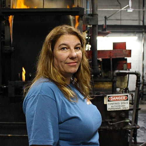 Universal Heat Treating Nancy Levinsky