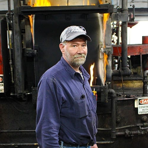 Universal Heat Treating Rick Bentley