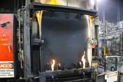 Universal Heat Treating in Cleveland