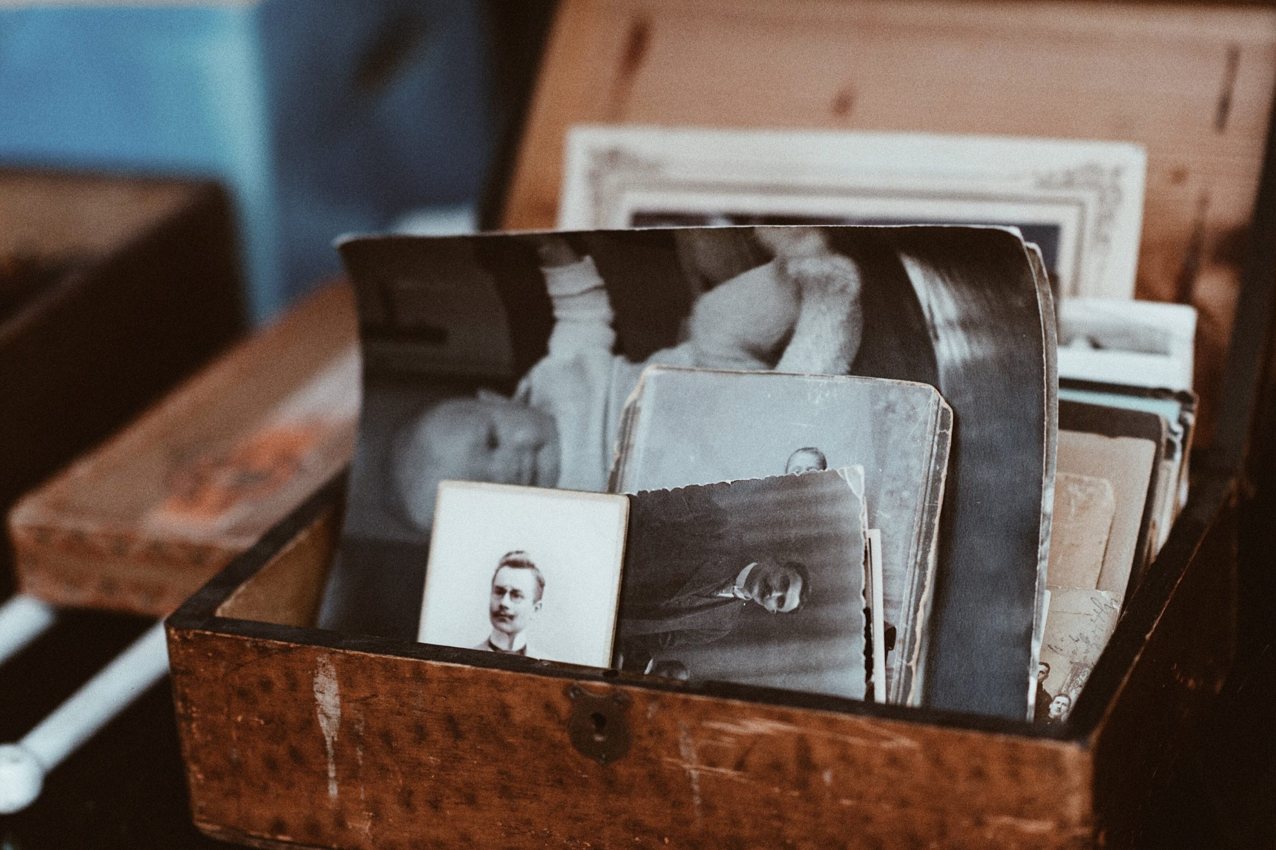 Family photos and relationships to consider in Per Stirpes IRA Designation
