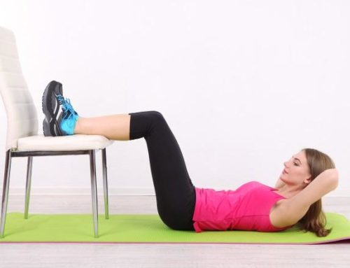 30-Day Chair Challenge: A Full Body Workout