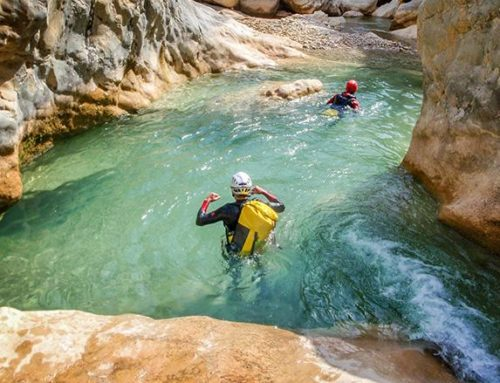 Adventure Fitness: What is Canyoneering?