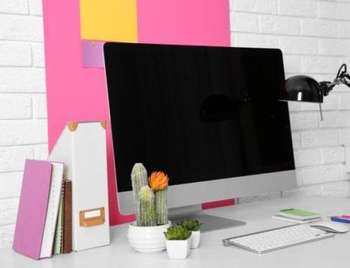 How to Make Your Office Space More Colorful and Energetic this Spring