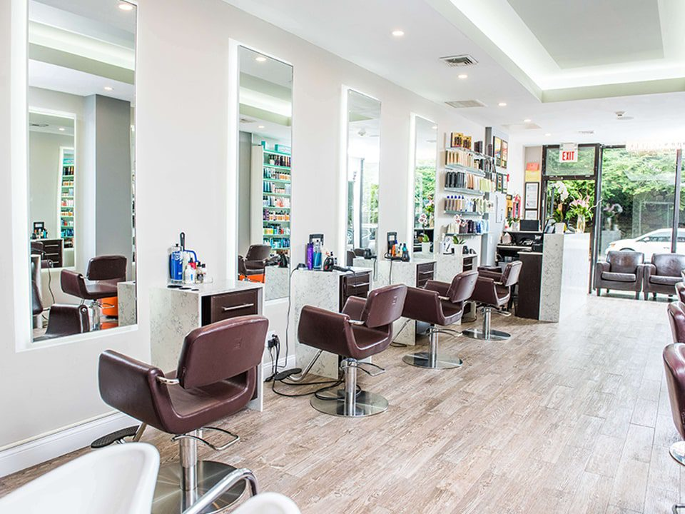 Westchester Hair Salon Numi Interior