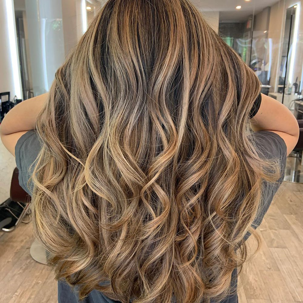 Numi Hair Salon Gallery Balayage